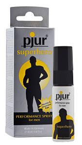 Купить пролонгирующий спрей для мужчин pjur Superhero 20 мл