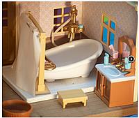 Набор для ванной комнаты и туалета Happy family 012-07B