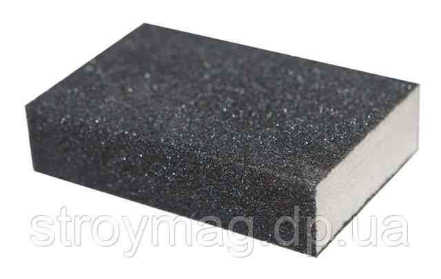 Шлифовальная губка 100*70*25 зерно 40