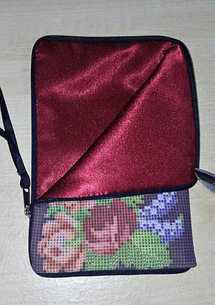 Заготовка для вышивания- чехол для мобильного телефона ЧП-12, фото 2