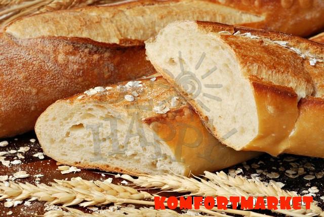 "Фотообои: ""Свежий хлеб"""
