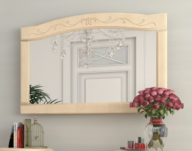 Зеркало Николь 100 (береза)