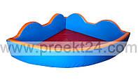 Сухой бассейн Kidigo Небо 1.5м