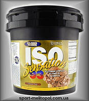 Ultimate Nutrition ISO Sensation 93 2270 г Сывороточный Изолят