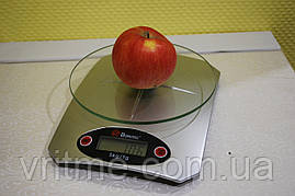 Весы кухонные электронные - Domotec MS-KE5 (5 кг / 1 г)
