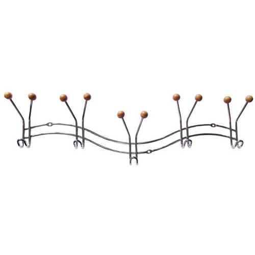 Крючки двойные Besser 5шт 41см с силиконовым наконечником