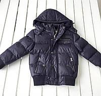 Детская демисезонная  куртка для мальчика на 3 - 6 лет