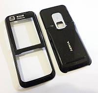 Корпус для Nokia 6120c черный (панели)
