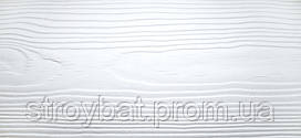 Cedral белый фиброцементный сайдинг
