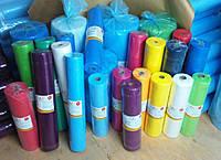 Простынь спанбонд 23 рулон 0,80м/0,60 Х 100м цвет