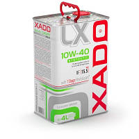 Синтетическое моторное масло XADO Luxury Drive 10W-40 SYNTHETIC