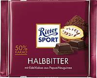 Шоколад Ritter Sport Halbbitter