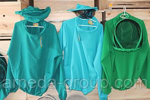 Куртка пчеловода с маской классической, фото 2