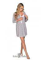 Нічна сорочка для вагітних та годуючих мам Juka, Italian Fashion (Польща)