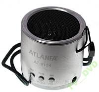 ПОРТАТИВНАЯ КОЛОНКА MP3 USB  microUSB  AT-9154