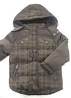 Детская демисезонная куртка для мальчика на 2 - 6 лет