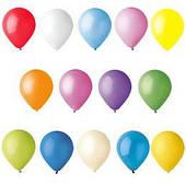 """Воздушный шарик пастель с гелием 14"""" 240216-522"""