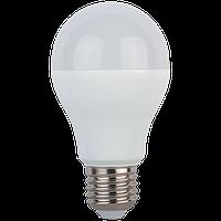 LUMEN LED лампа А60 10W E27 (классика) 4100К матовая
