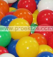 Шарики для сухих бассейнов 8см