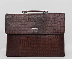 Классическая стильная мужская сумка портфель. Стильный дизайн. Хорошее качество. Доступная цена. Код: КГ262