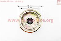 Ротор магнето для 6 катушек на китайский скутер 4т