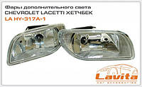 Фары противотуманные Лачетти хэтчбек Chevrolet Lacetti 2шт