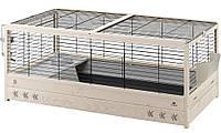 Ferplast Arena 120 Дерев'яна клітка для кроликів і морських свинок, фото 1
