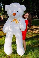 Мягкая грушка Плюшевый мишка Рафаэль Белый 200см