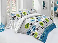 Двуспальное турецкое постельное бельё Majoli Vince v1 B08