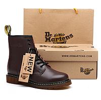 Оригинальные ботинки Dr.Martens 1460 (Коричневые) Размеры 43, 44, 45