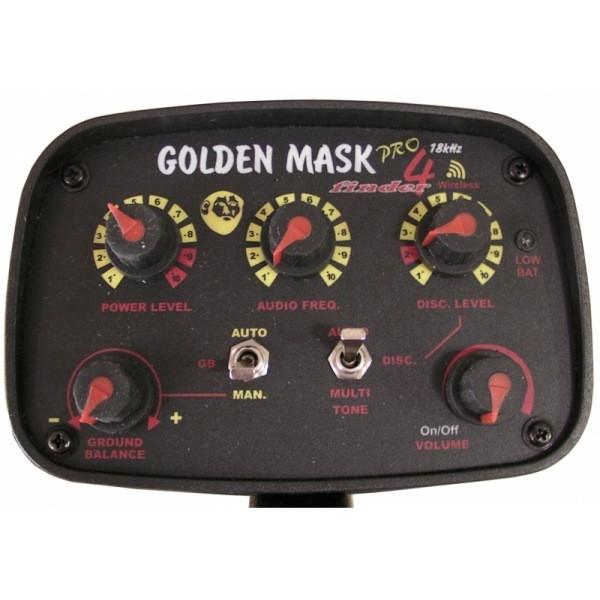 Металлоискатель Golden Mask 4Pro
