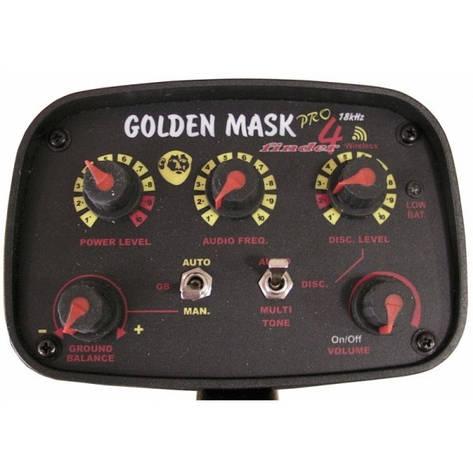 Металлоискатель Golden Mask 4Pro, фото 2