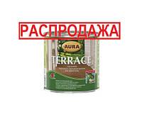 Масло атмосферостойкое AURA TERRACE  для древесины, 0,7л