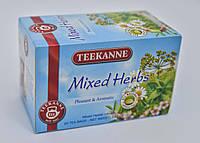 "Чай в пакетиках Teekanne Микс трав ""Mixed herbs"" 20шт 40г Ройбуш-вербена"
