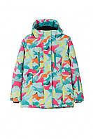 Куртка зимняя лыжная для девушек водонепроницаемая