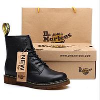 Оригинальные ботинки Dr.Martens 1460 (Черные) Размеры 43, 44, 45
