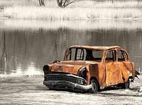 Автомобили на металлолом ПОКУПКА