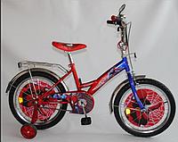 Детский велосипед 18 BT-CB-0009, Человек Паук
