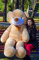Мягкая игрушка Плюшевый Мишка Рафаэль Медовый 200 см