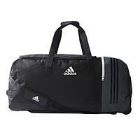 Спортивная сумка на колесах адидас Tiro Team Bag with Wheels XL B46125 - 2017