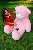 Мягкая игрушка Плюшевый Мишка Рафаэль Розовый 200 см
