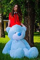 Мягкая игрушка Плюшевый Мишка Рафаэль Голубой 180 см
