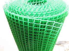 Сетка пластиковая садовая. Ячейка:10х10мм, Ширина: 1м, Длина: 20м.