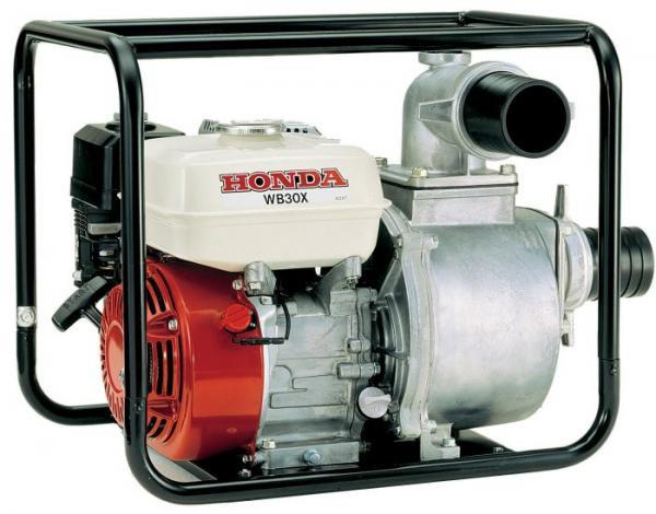 Мотопомпа для чистой воды Honda WB30XT DRX