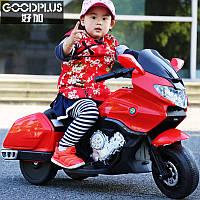 Детский электрический мотоцикл BMW 6606 красный***