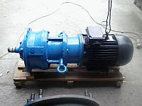 МР1-315 планетарный мотор редуктор, фото 1