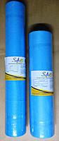 Простынь спанбонд 23 рулон 0,60м Х 100м  Голубой