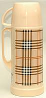 Термос 1л (скляна колба) з чашкою, артикул T41-1