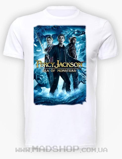 Футболки Перси Джексон Percy Jackson