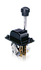 Одноосевой командоконтроллер (джойстик) S 23 W.GESSMANN GMBH (Гессманн)